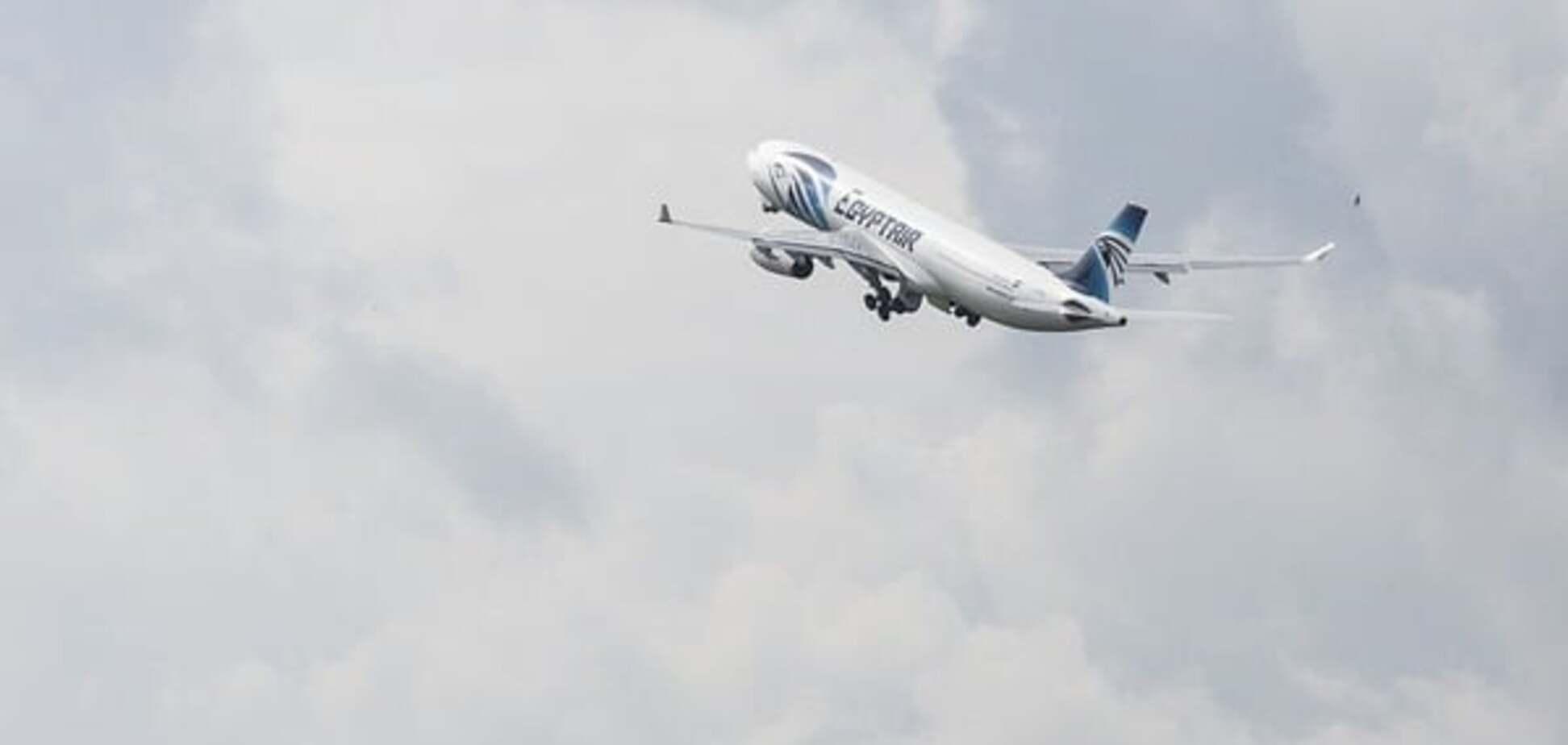 На обломках A320 EgyptAir были найдены следы взрывчатки - СМИ
