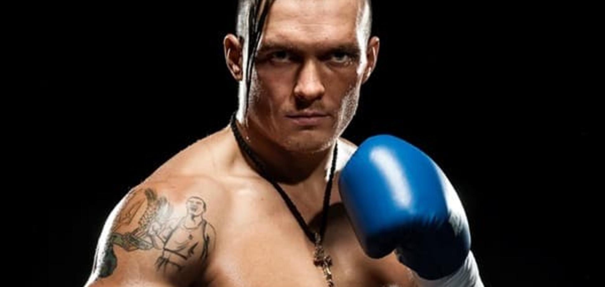 Усик побил Гловацки и с рекордом стал чемпионом мира