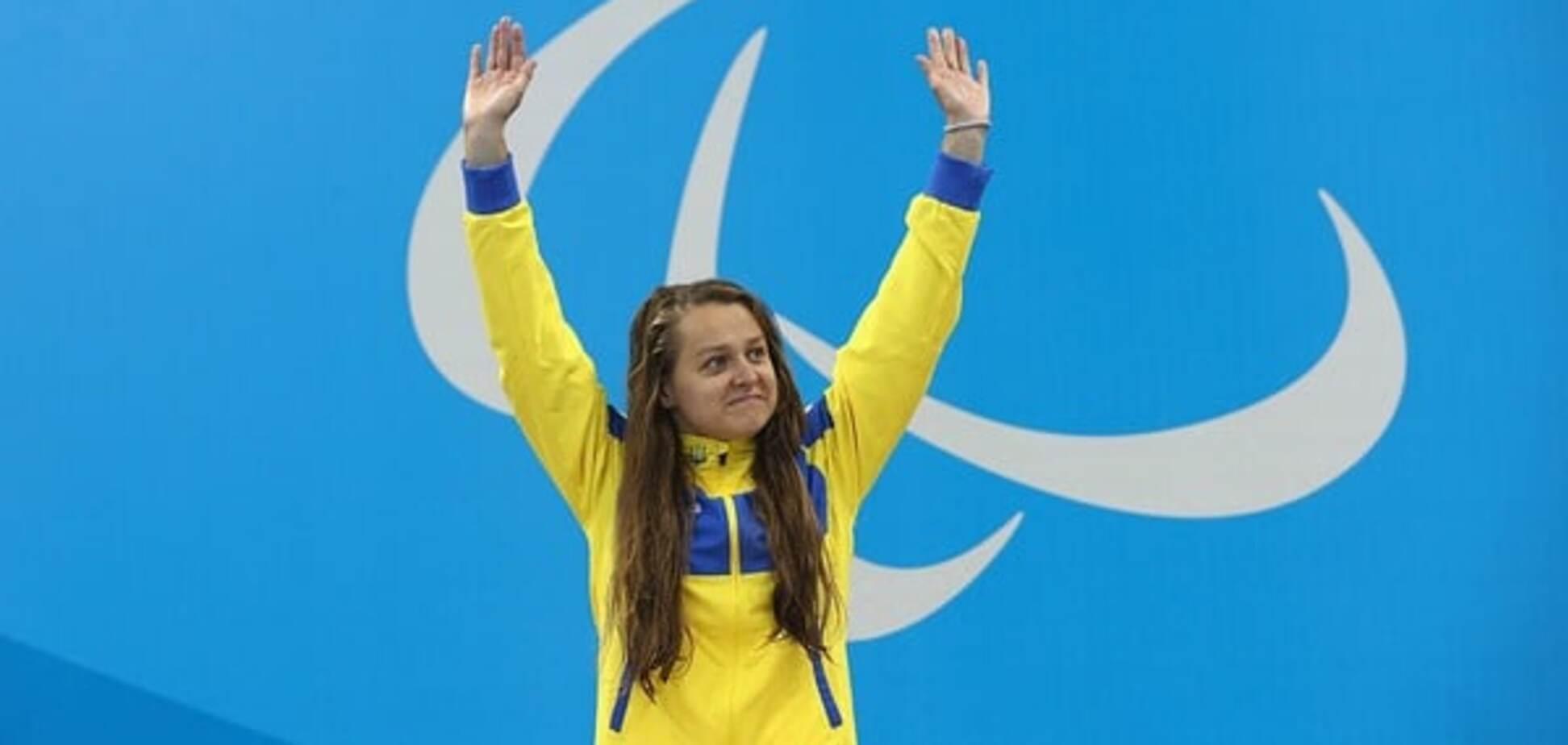 Українські спортсмени завоювали 14 медалей у дев'ятий день Паралімпіади-2016