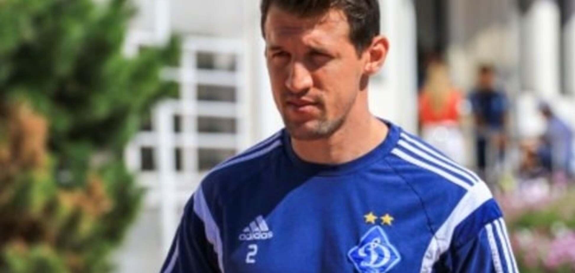 Довга реабілітація: ключовий захисник 'Динамо' вибув на три місяці