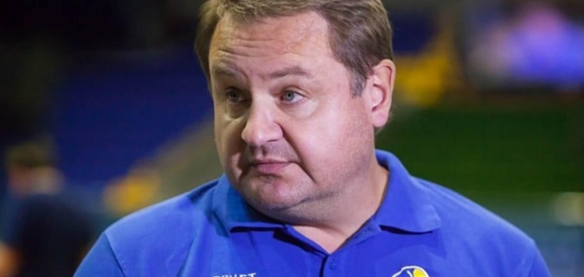 Тренер сборной Украины объяснил поражение команды в квалификации чемпионата Европы