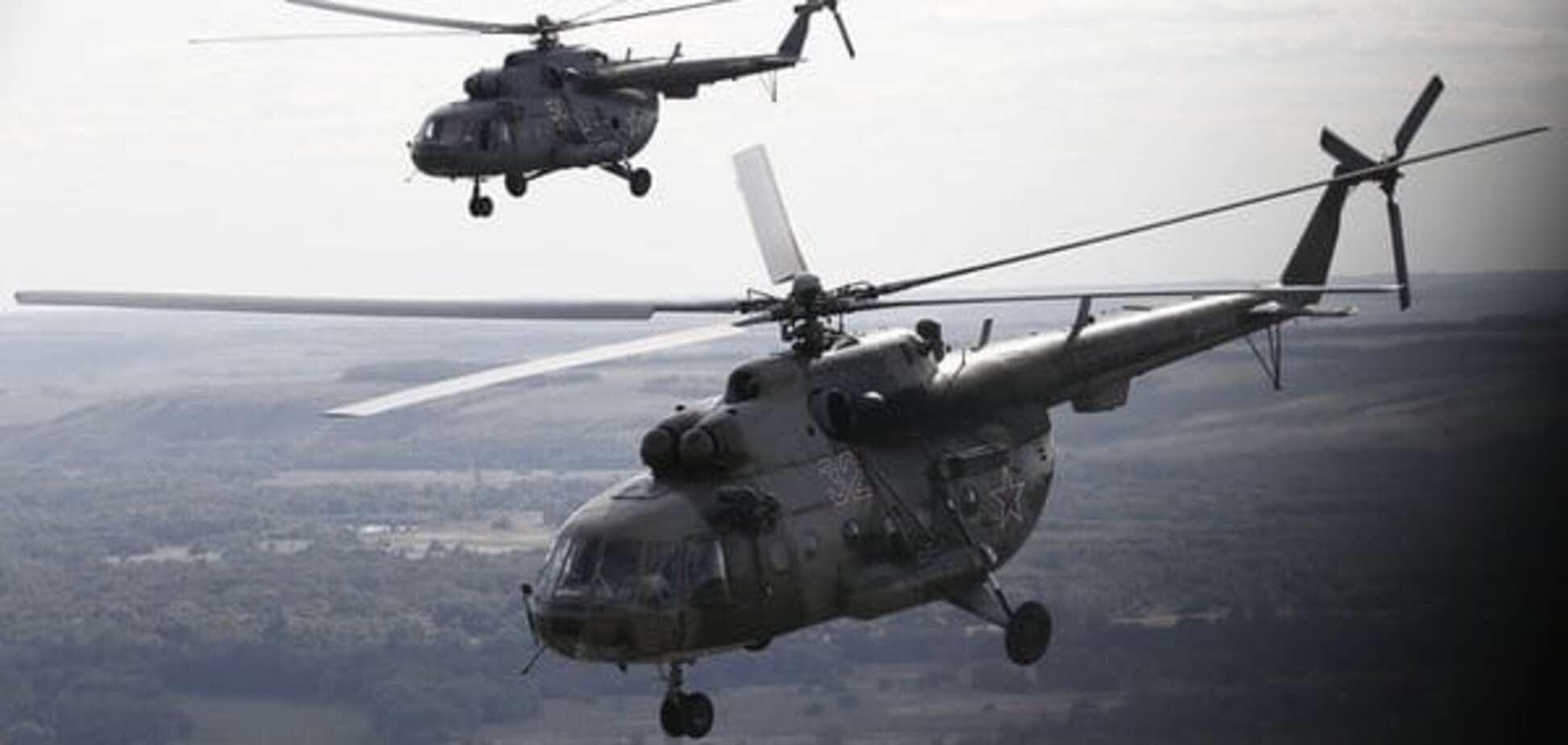 Летают вертолеты: на админгранице с Крымом активизировалась российская армия