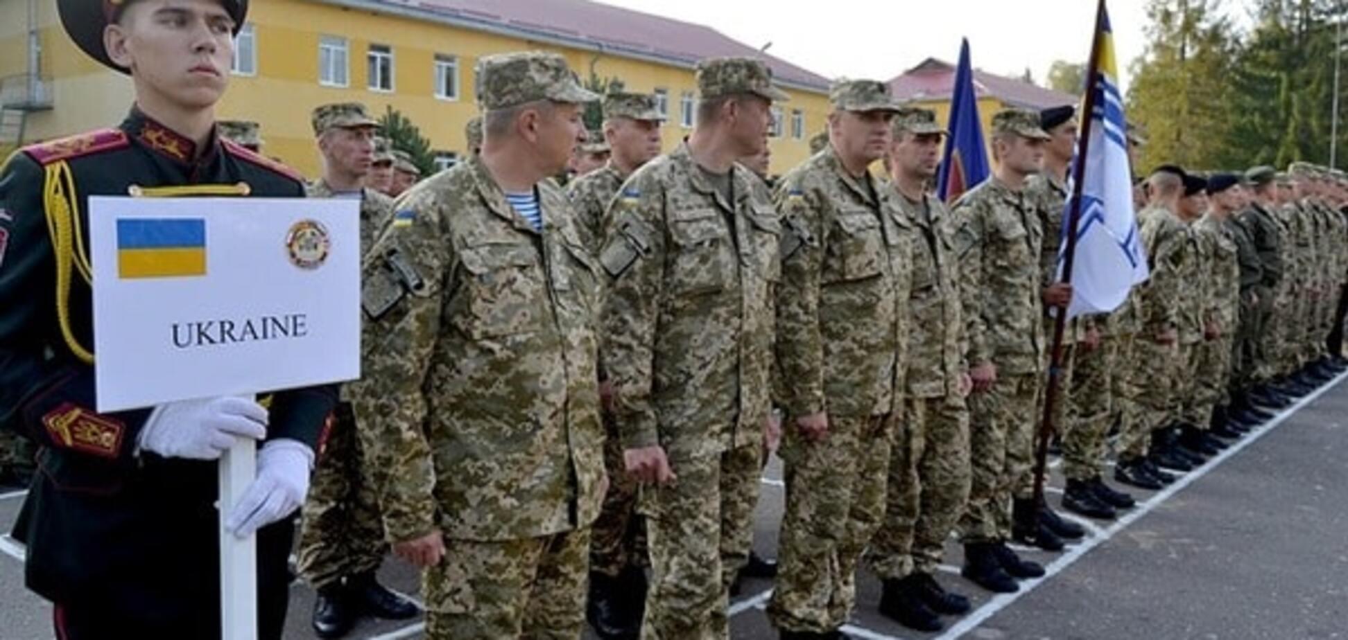 На Яворовском полигоне во время учений погиб украинский военный