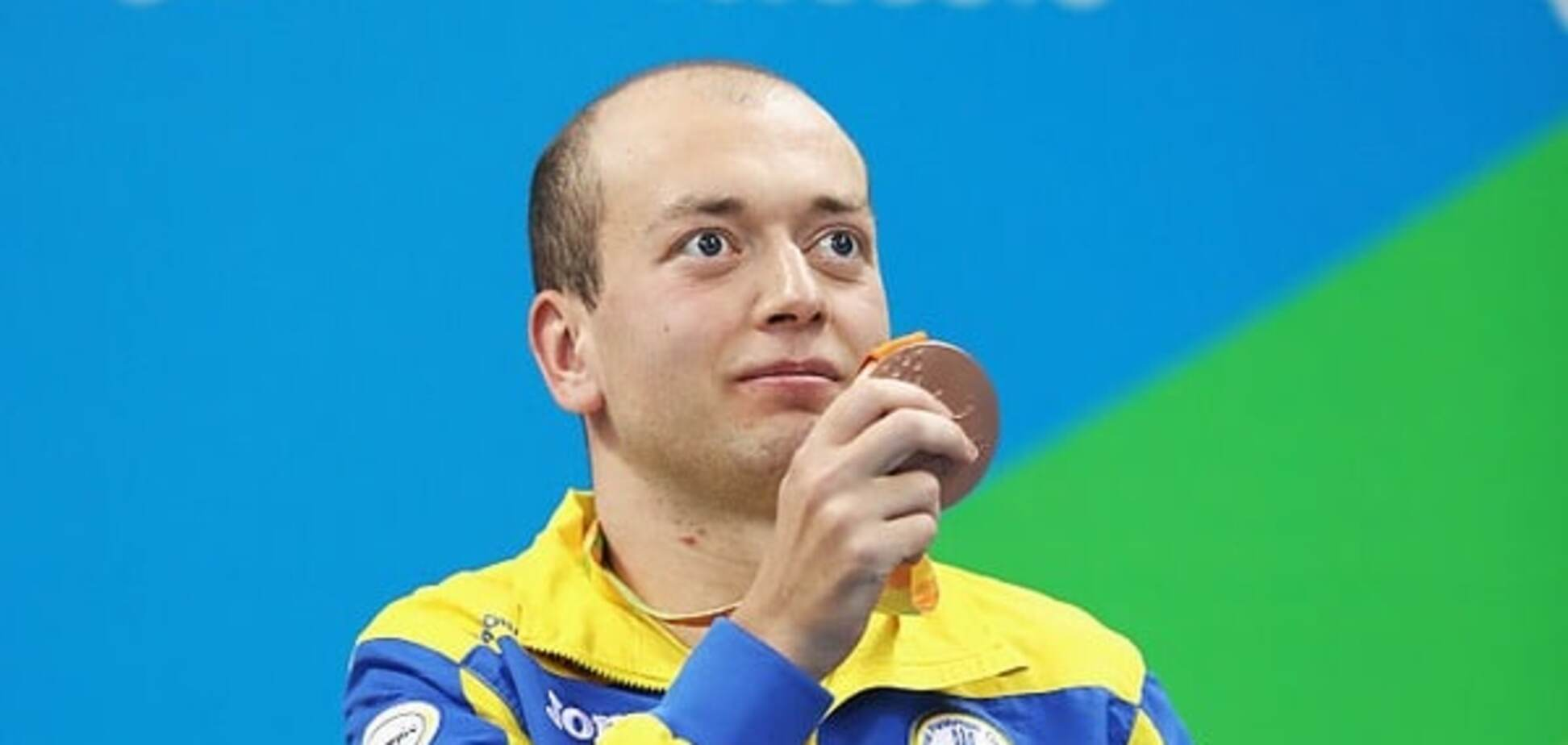 Україна втрималася у топ-3 медального заліку Паралімпіади-2016