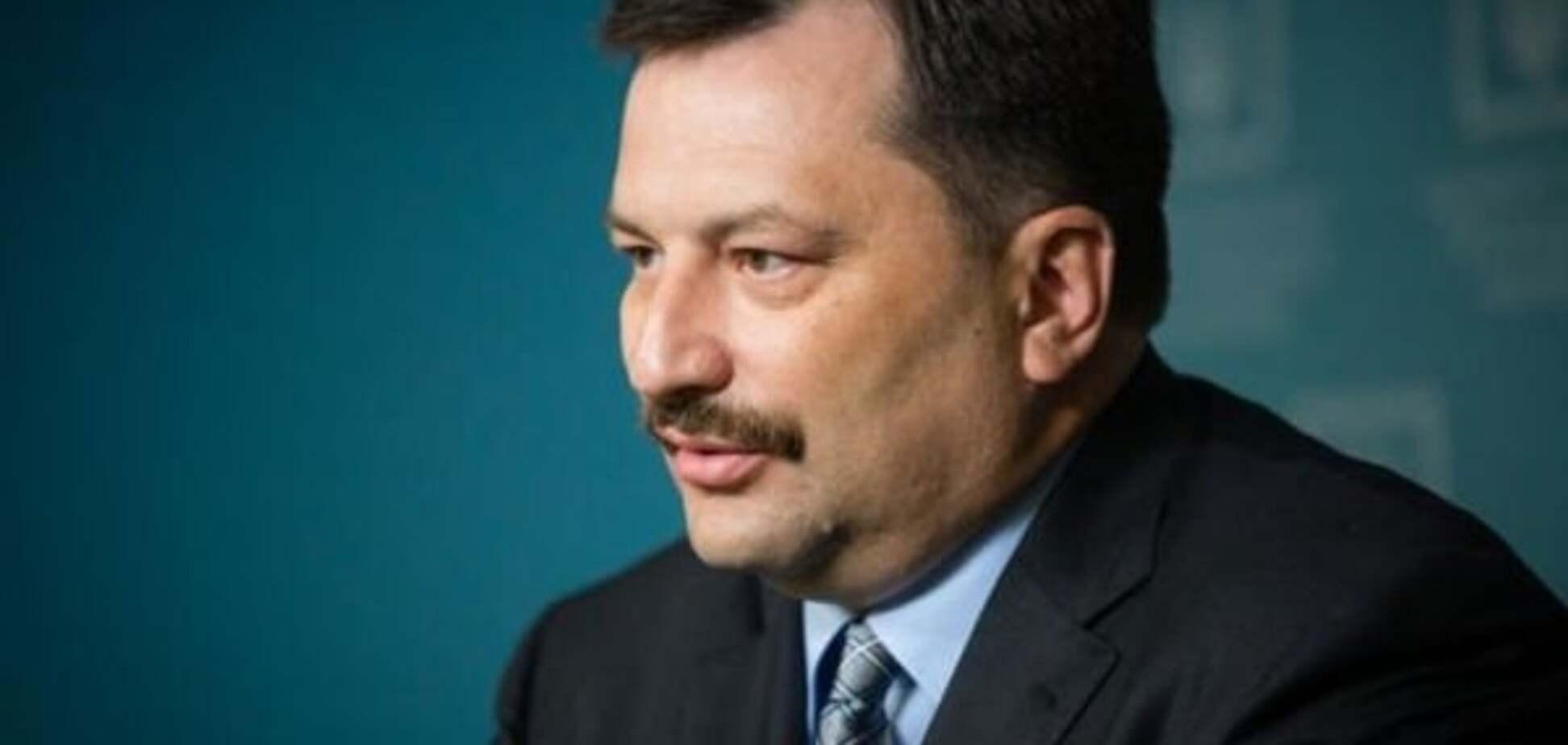 В Киеве погиб замглавы Администрации президента Украины