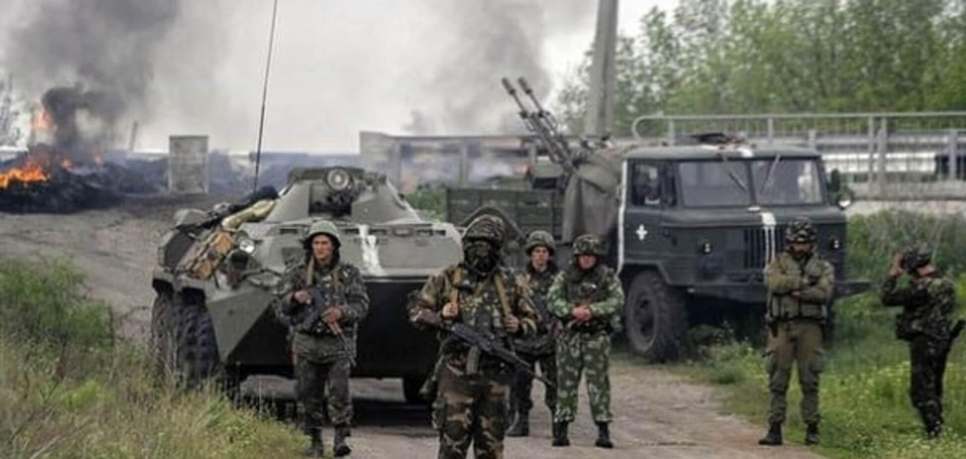 Працював 120-й калібр: терористи обстріляли сили АТО на Донбасі