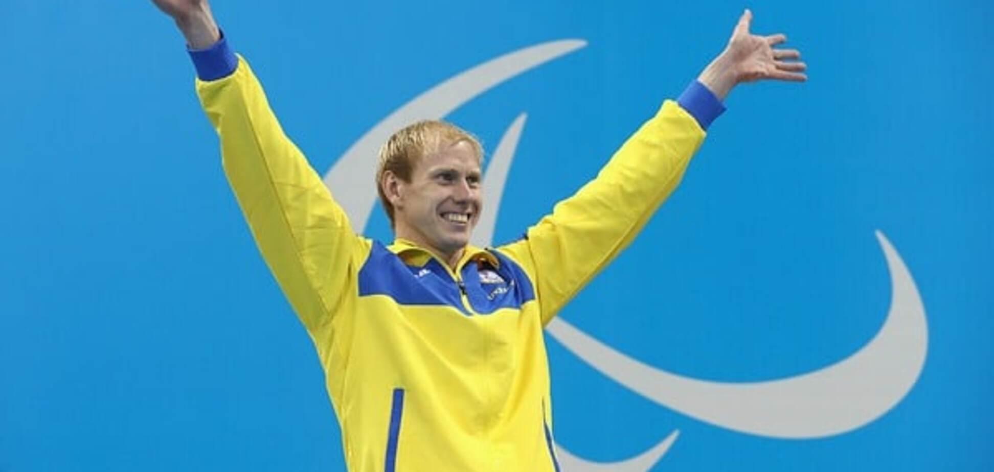 Україна завоювала 11 медалей у передостанній день Паралімпіади-2016