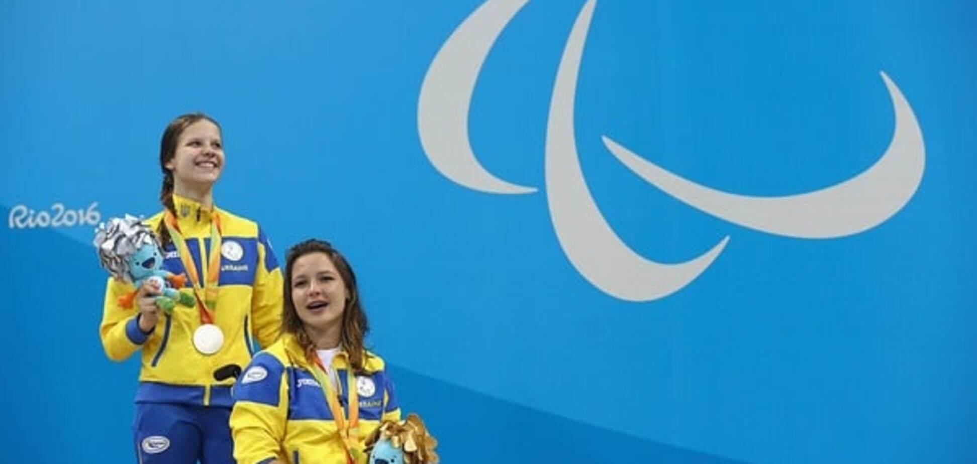 Україна з рекордом завершила Паралімпіаду в Ріо