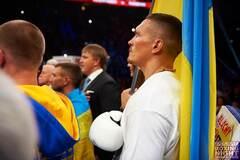 'Крутое исполнение': Усик поблагодарил Пономарева за песню перед боем с Гловацки - видеофакт
