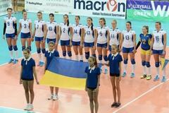 Украинки обидно проиграли в квалификации на чемпионат Европы