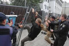 Члени ВО 'Свобода' зробили карколомний сюжет для російських ЗМІ