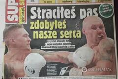 Хаос и танцы: реакция СМИ на победу Усика над Гловацки
