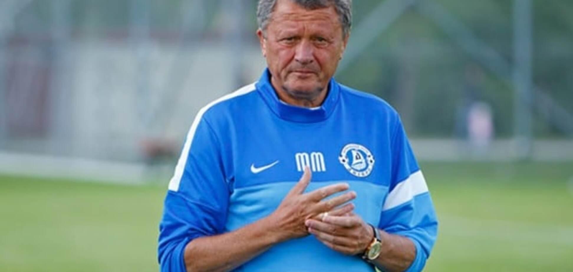 Маркевич подал серьезный иск против 'Днепра'