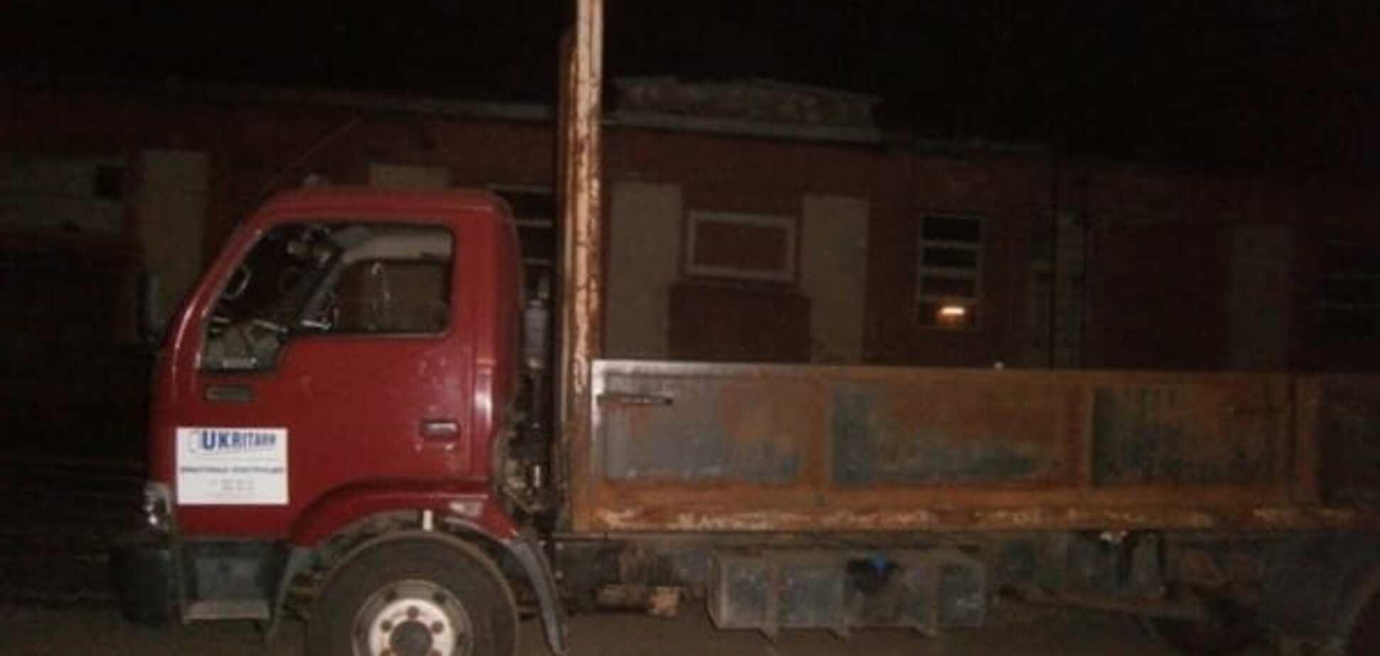 У Києві автовикрадач потрапив у пастку