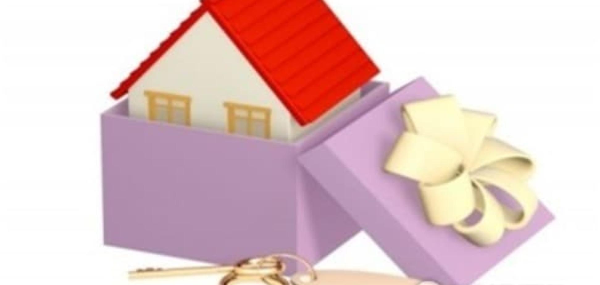 Эксперты объяснили, как правильно оформить дарственную на жилье в Украине