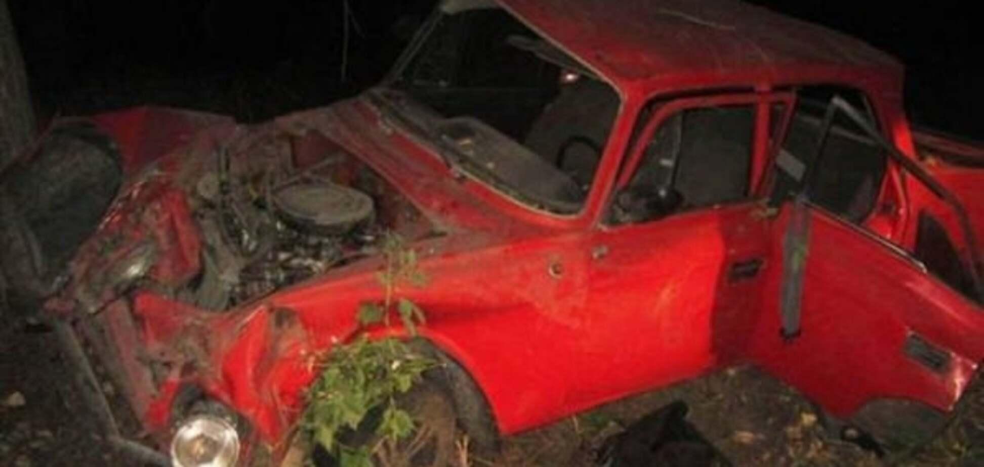 П'яна ДТП на Київщині: автомобіль перекинувся, загинув хлопчик