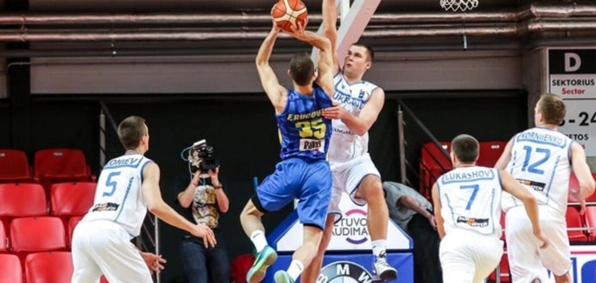Большие парни: как сборная Украины попала на Евробаскет-2017
