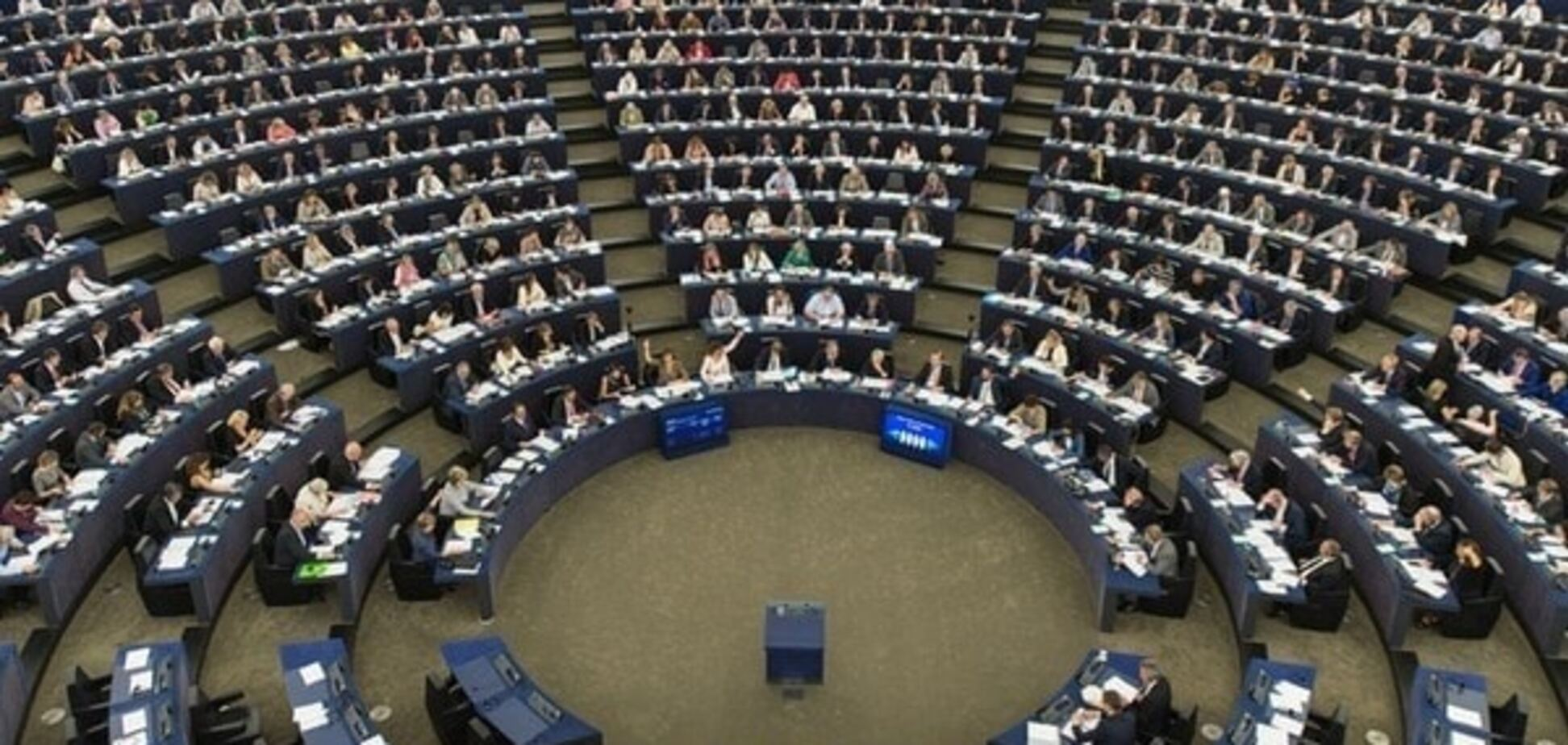 Европарламент отказался признавать выборы в Госдуму России на территории Крыма