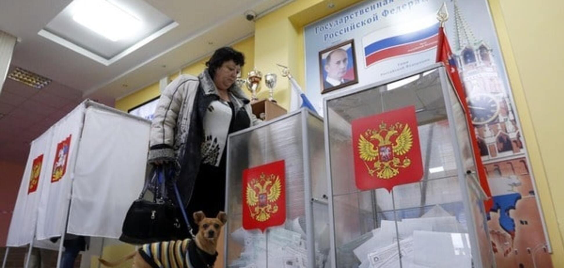Россия погружается во мрак