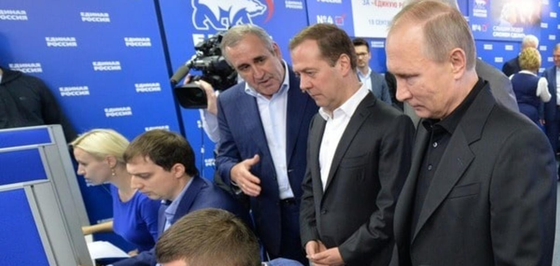 Россияне променяли свободу на колбасу