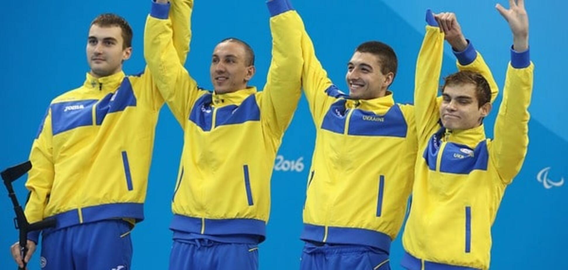 Українці встановили 22 світових рекорди на Паралімпіаді-2016