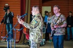 Цього тижня презентують перший диск пісень, народжених в АТО - Резниченко