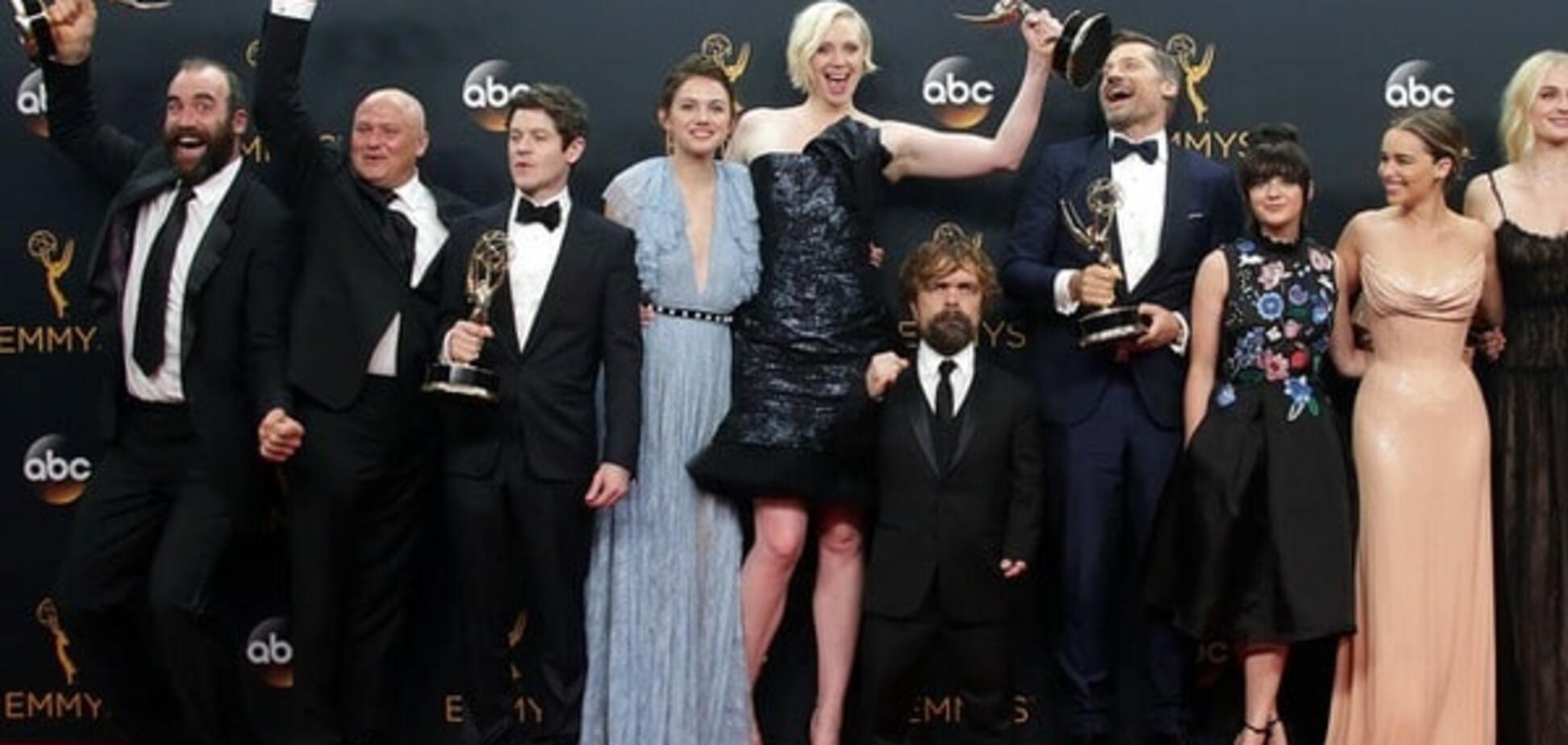 Рекорд 'Гри престолів' і черговий успіх 'Шерлока': у США вручили премію 'Еммі'