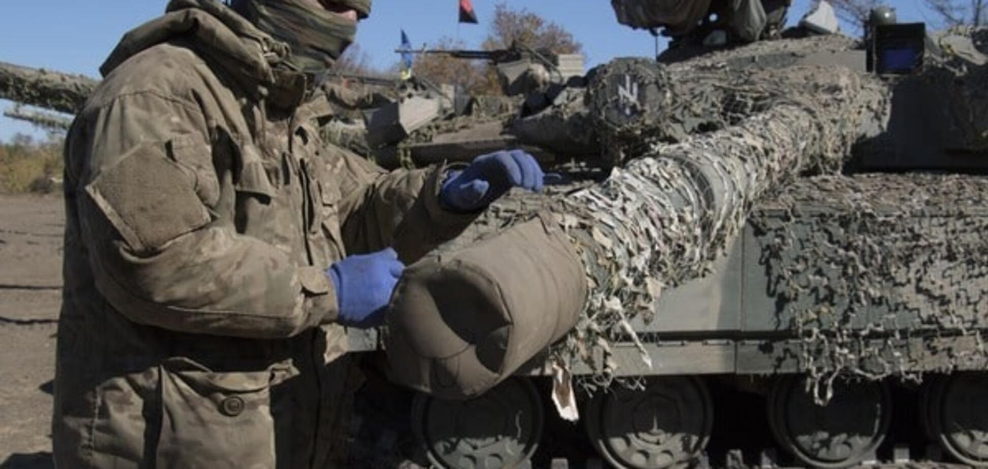 Кулемети, гранатомети і снайпери: у штабі АТО розповіли, як терористи порушували перемир'я