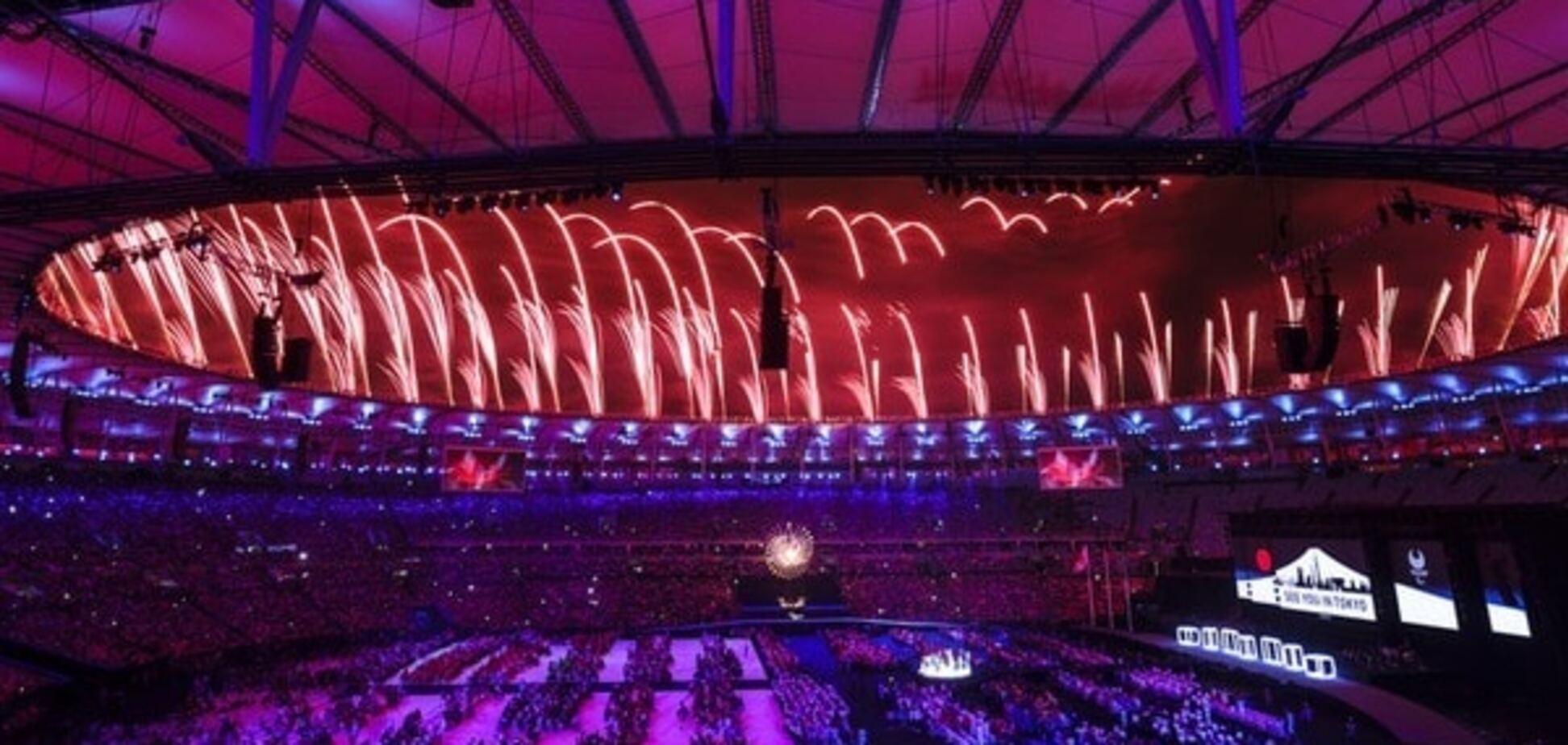 У Ріо відбулося офіційне закриття Паралімпіади-2016