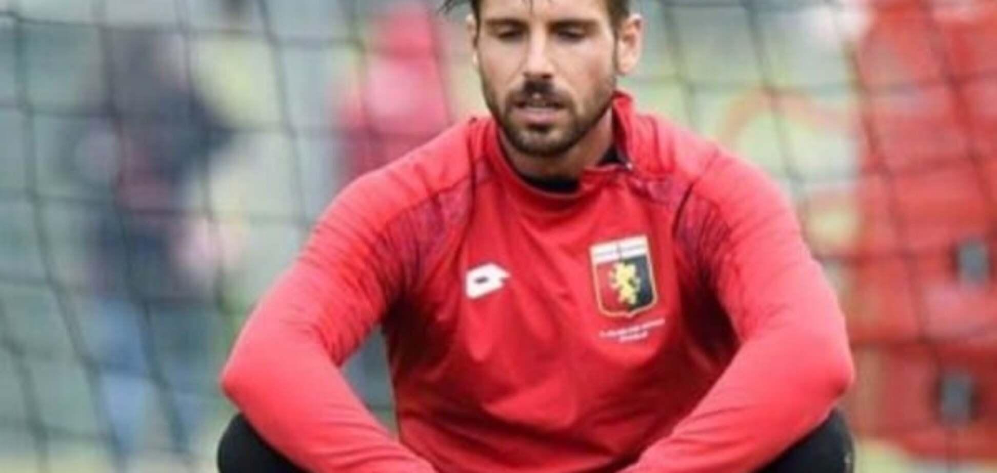 Экс-футболиста 'Динамо' строго наказали в Италии: видео инцидента