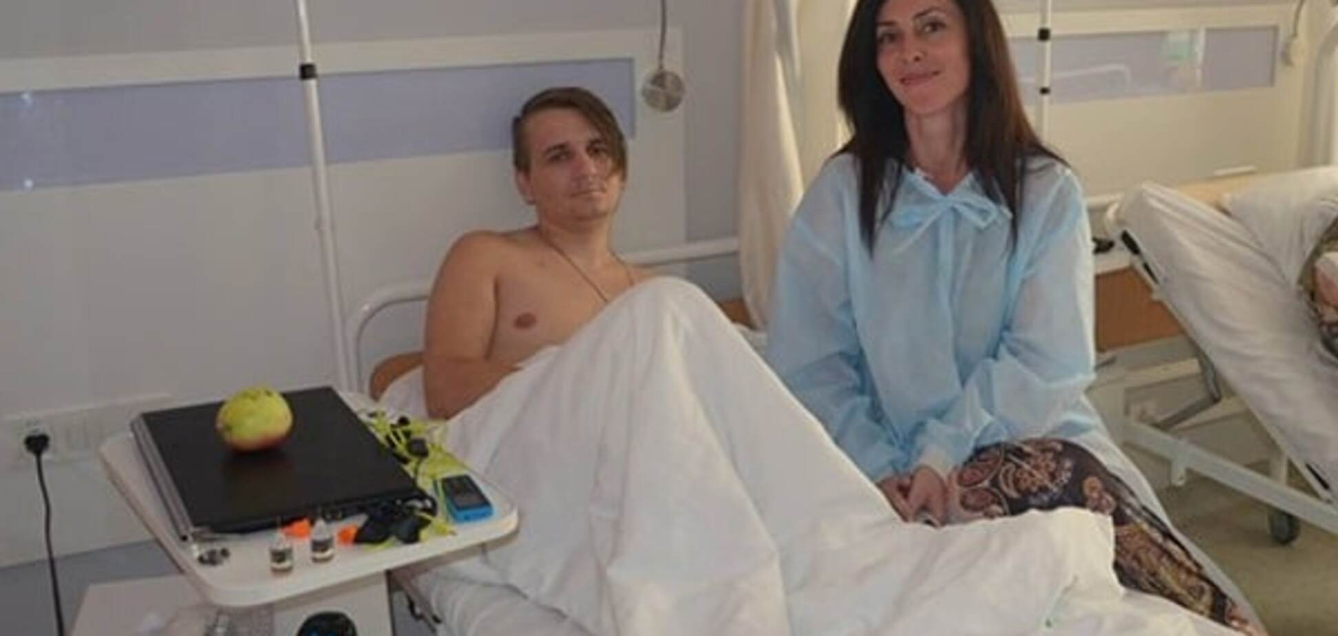 Українські лікарі виростили 15 сантиметрів кістки, щоб врятувати від інвалідності бійця АТО