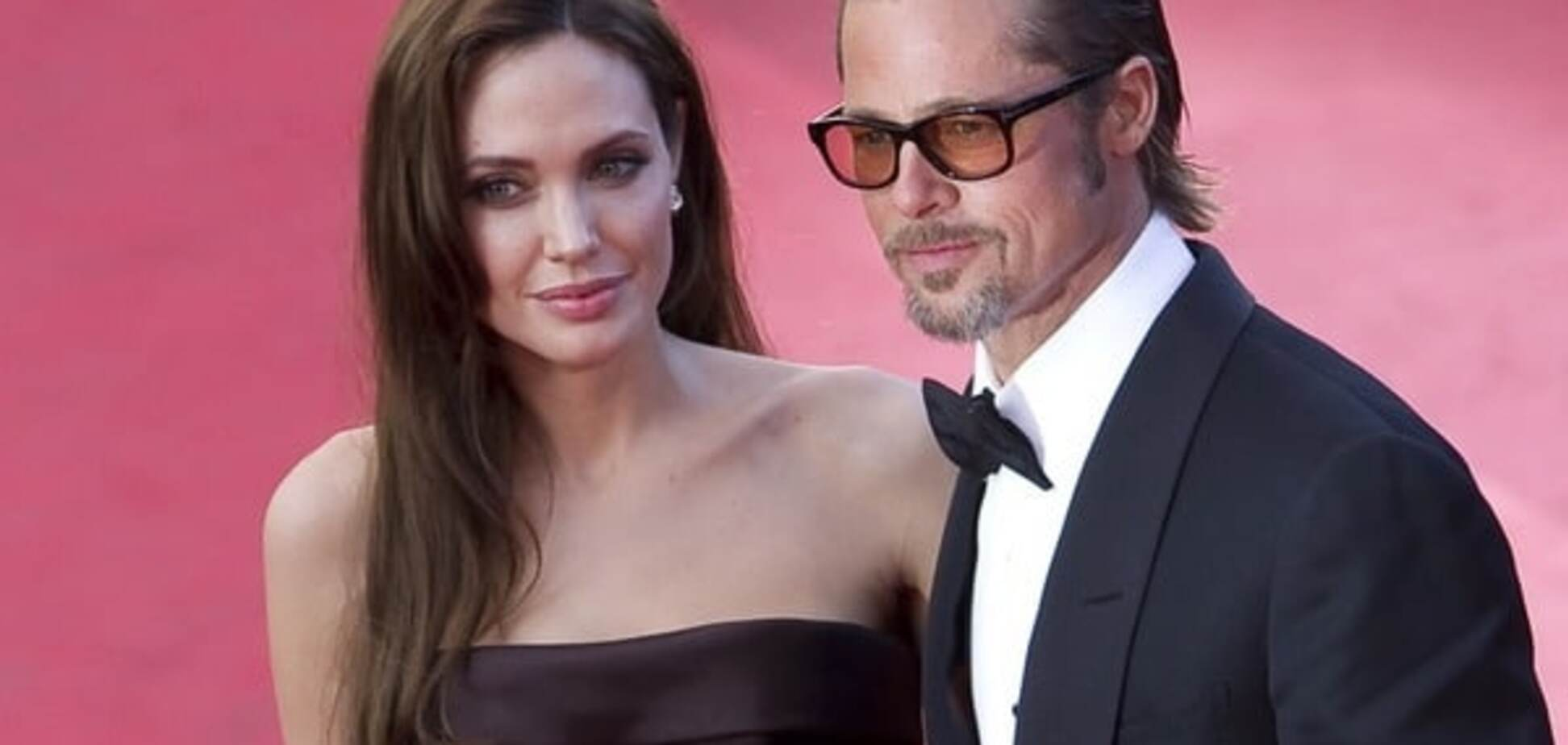 Анджеліна Джолі подала на розлучення із Бредом Піттом