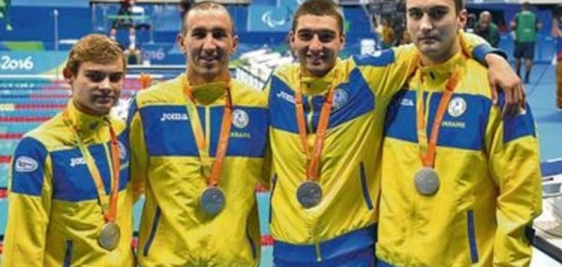 Паралимпийская сборная Украины выиграла в Рио 112 миллионов грн
