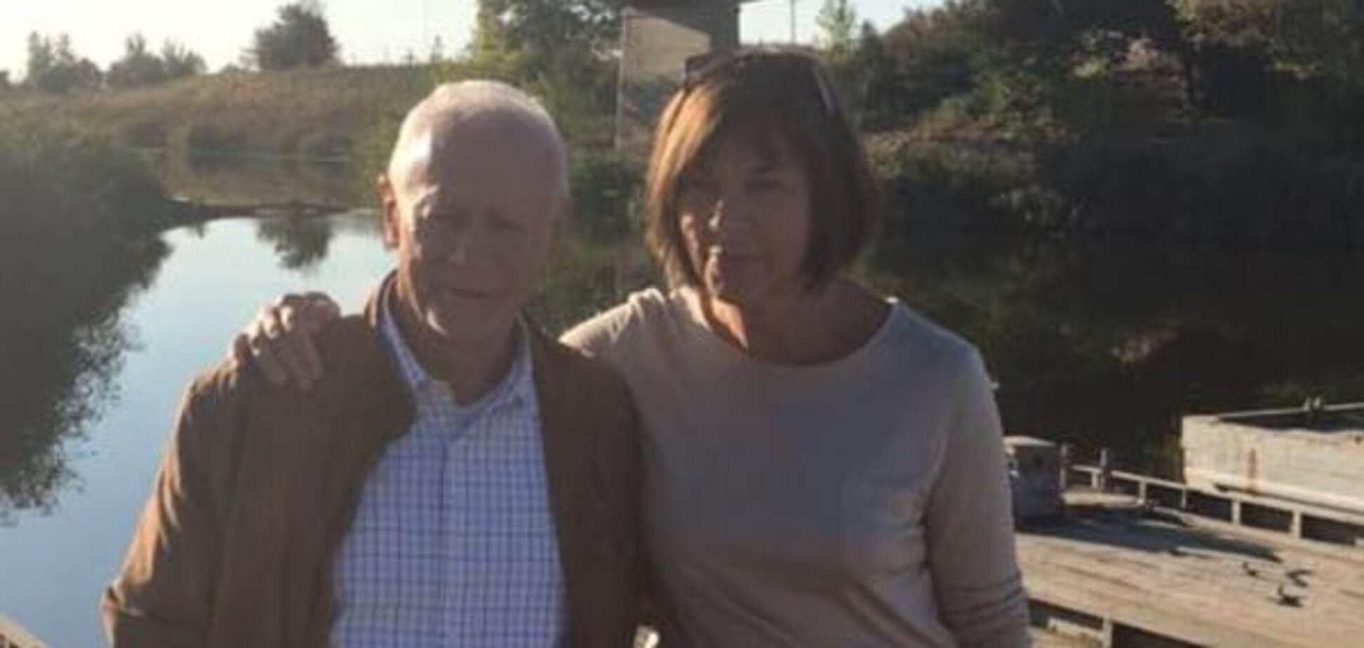 'Тут був русскій мір': євродепутатам на Донбасі показали знаменитий зруйнований міст