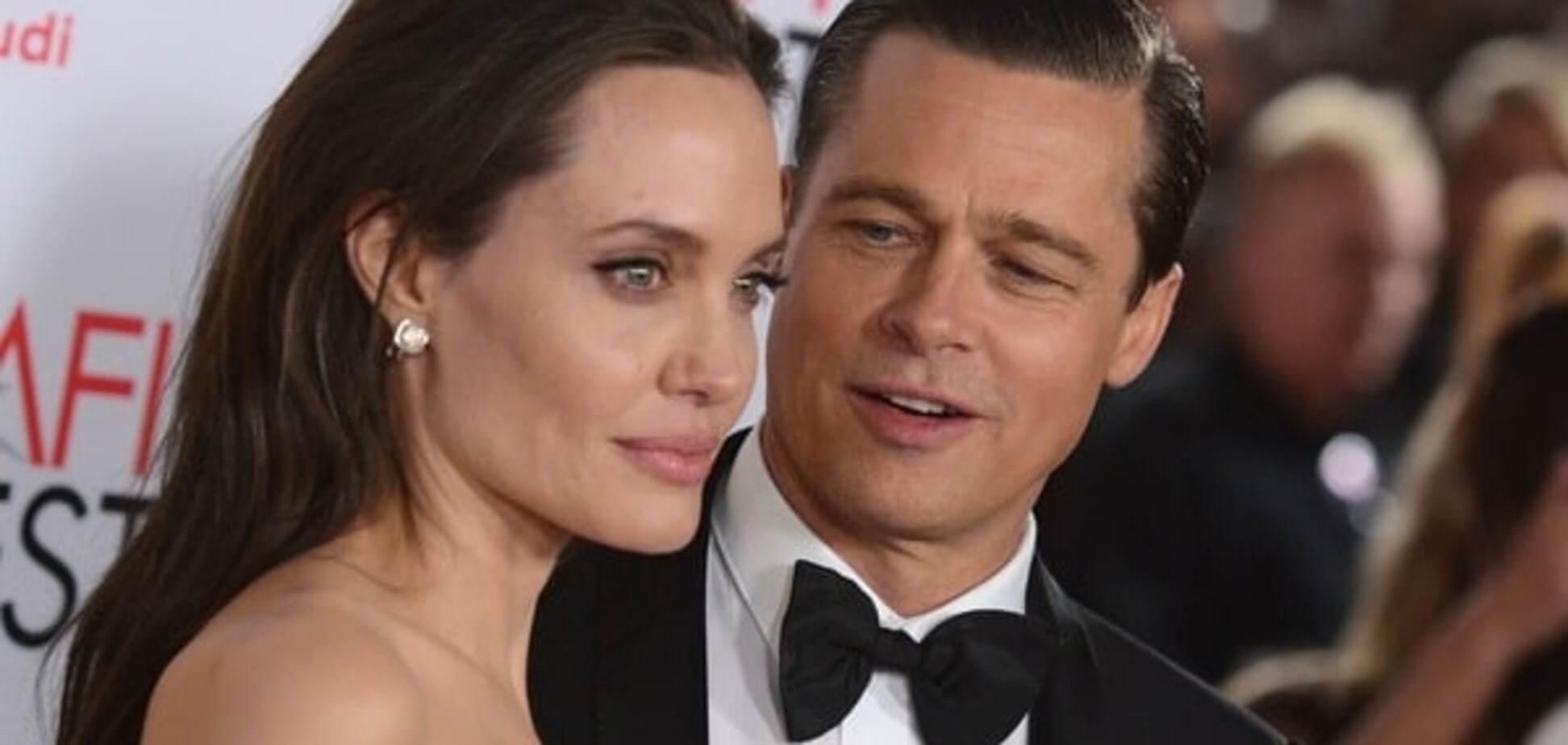 Брэд и Анджелина: развод на 400 миллионов долларов - In Touch Weekly