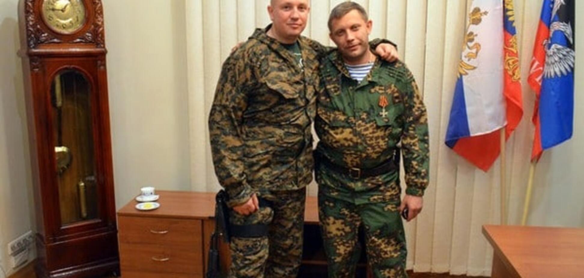 У 'ДНР' звинуватили Захарченка у вбивстві Жиліна
