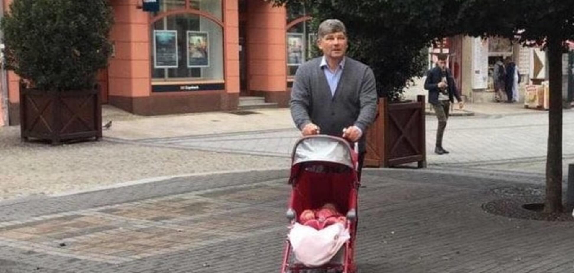 Знайшовся татусь: екс-мера Луганська виявили у Карлових Варах