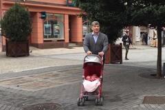 Нашелся папочка: сбежавшего экс-мэра Луганска 'засекли' в Карловых Варах. Фотофакт