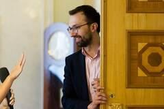 Ні копійки: Лещенко відхрестився від мільйонів в Ощадбанку Росії