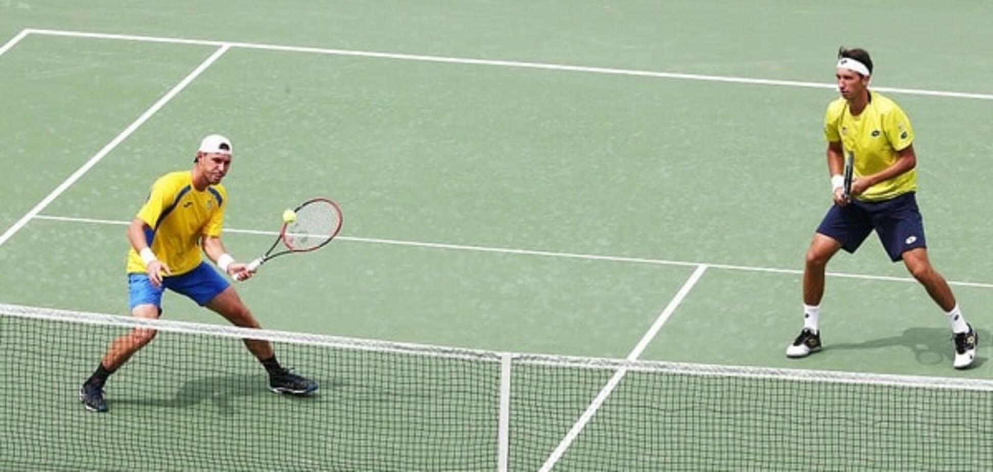 Украина поднялась в престижном теннисном рейтинге