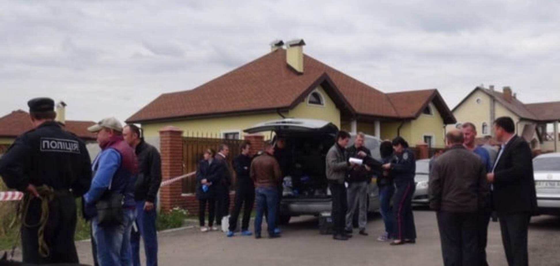 Убивство директора Caparol на Київщині: стали відомі подробиці