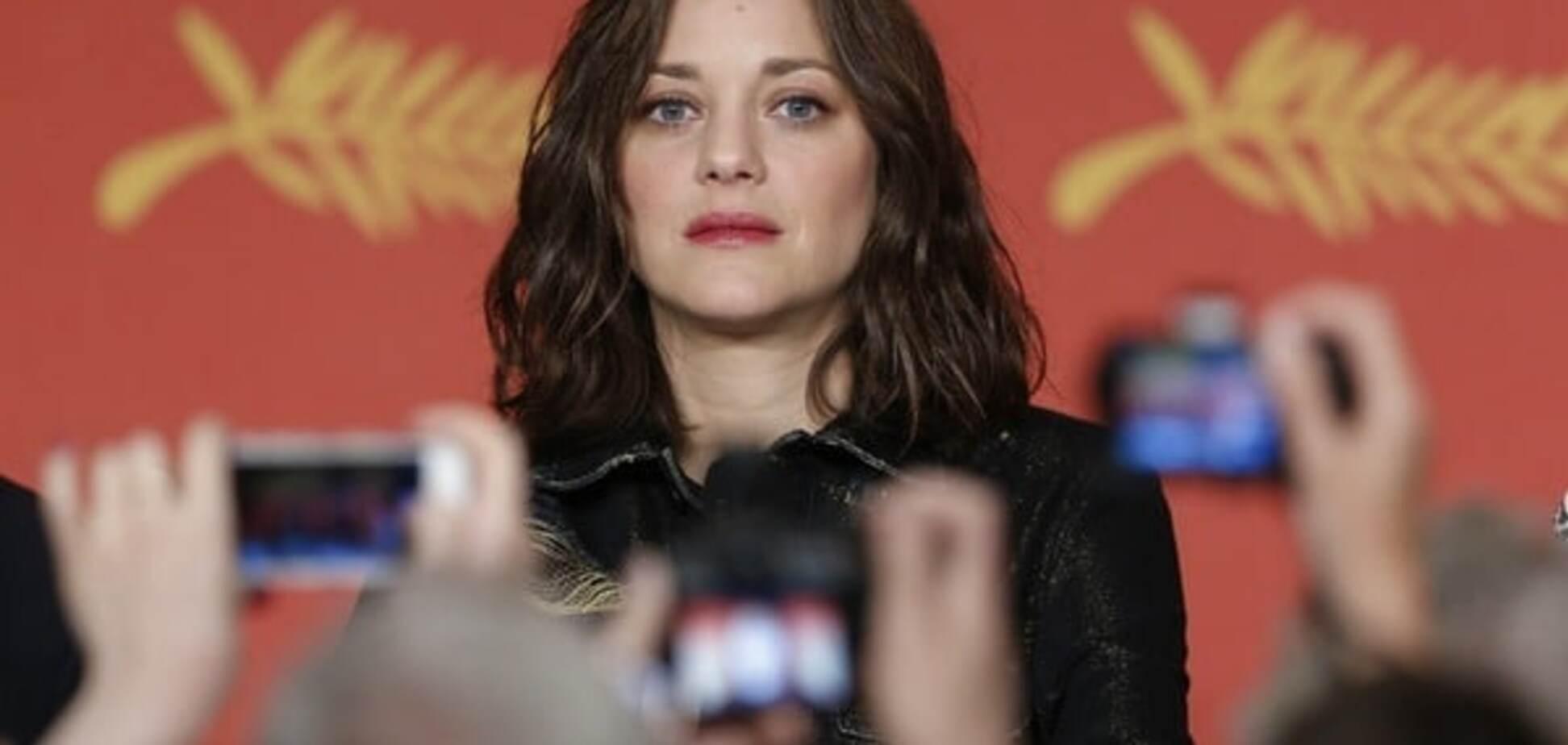 Маріон Котійяр шокована звинуваченнями в причетності до розлучення Джолі і Пітта
