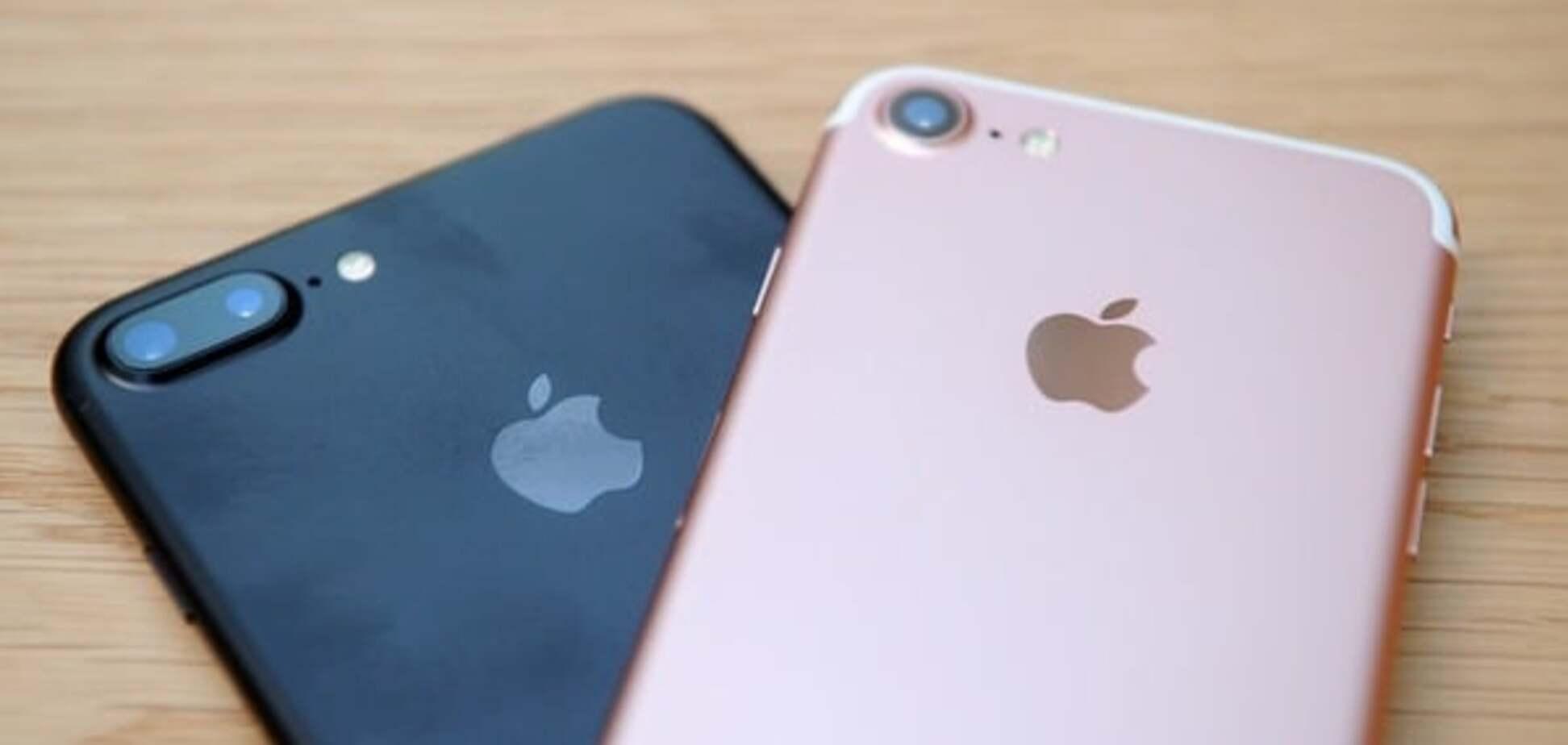 Профіт в 300%: фахівці розрахували справжню ціну iPhone 7