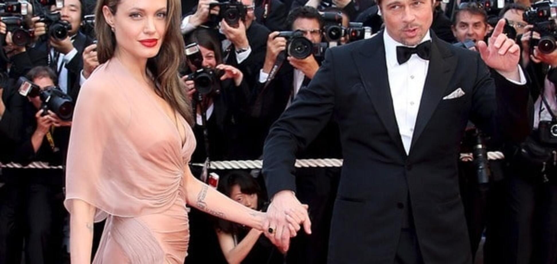 СМИ узнали причину развода Аджелины Джоли и Брэда Питта