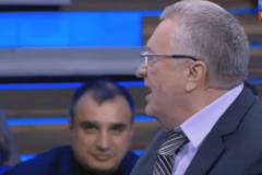 На підтанцьовці у клоуна: луганський сепаратист-втікач Клінчаєв 'сплив' на ефірі Жириновського