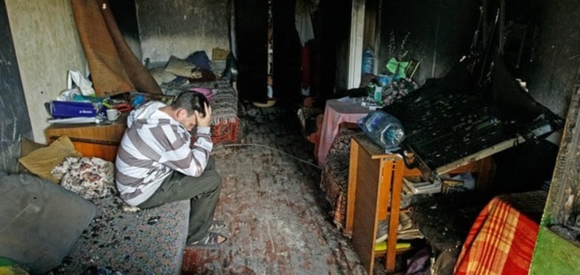 Нарушение 'режима тишины': террористы атаковали Марьинку из пулеметов
