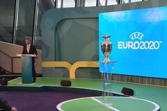 Отбор Евро-2020: где смотреть онлайн жеребьевку