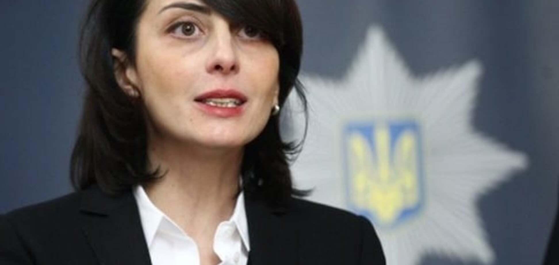 Деканоїдзе розповіла, скільки в'язнів незабаром опиняться на волі по 'закону Савченко'