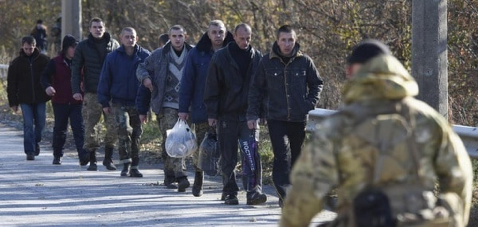 Москва призвала Киев согласиться на обмен 618 сторонников террористов на 47 украинцев