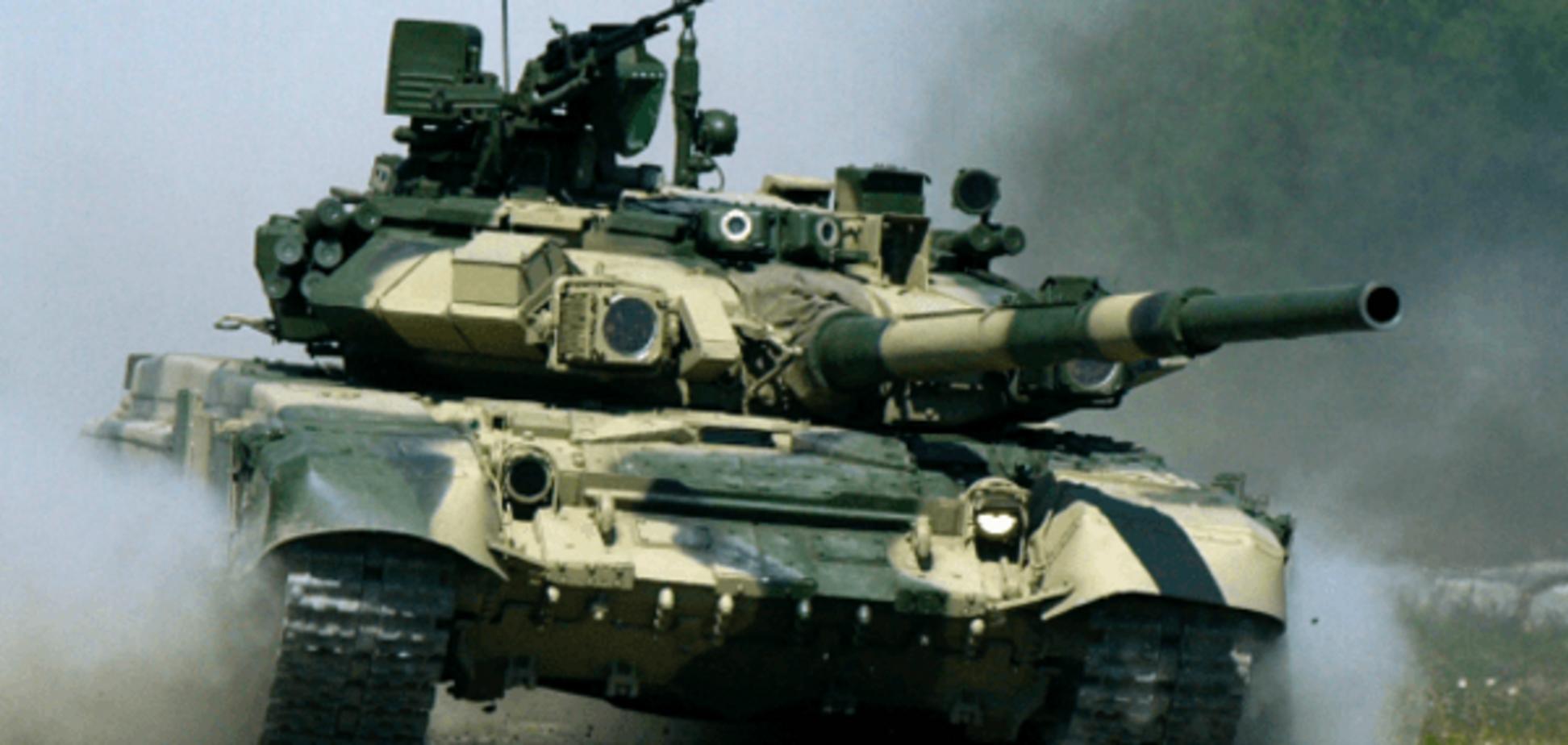Росія перекинула на Донбас нові танки і сотні тон боєприпасів - ГУР